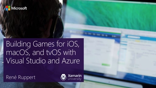 Building Games for iOS, macOS, and tvOS with Visual Studio and Azure