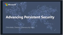 Advancing Persistent Security: How Microsoft's Cybersecurity Benefits Your Customers