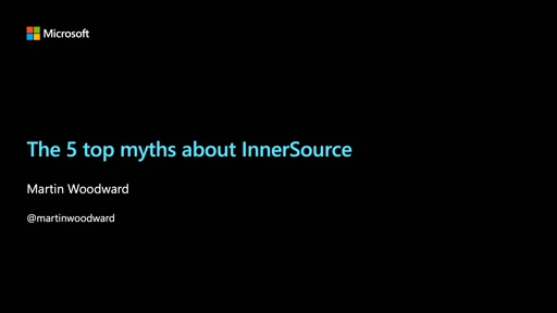 The 5 top myths about inner source