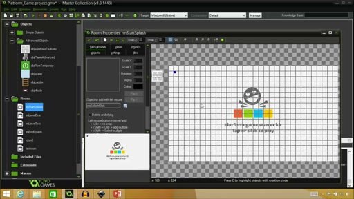 Creating 2D Games with GameMaker: Advanced Techniques: (05) Optimizing for the Windows Store