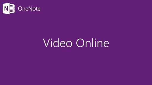 OneNote || Inserisci video
