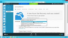 (Part 1) How to Setup and Protect Hyper-V Virtual Machines with Azure Site Recovery
