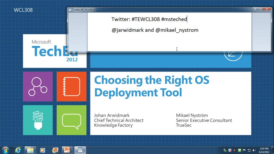 Choosing the Right OS Deployment Tool