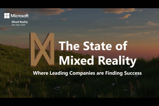 The State of Mixed Reality -- Where Companies are finding Success