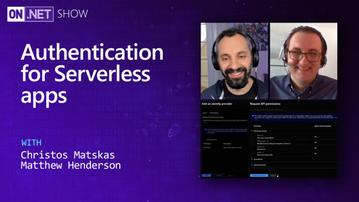 Authentication for Serverless apps with Easy Auth
