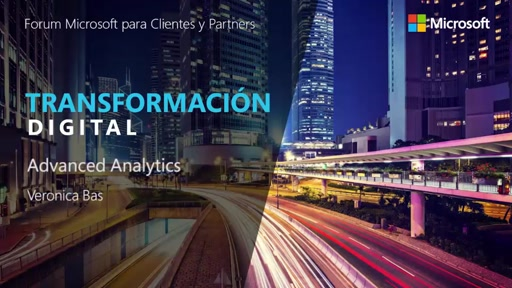 Advanced Analytics: Suite Cortana Data Analytics y Power BI
