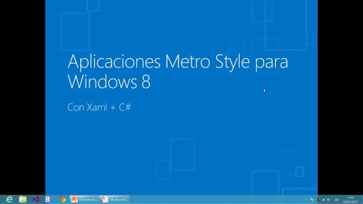 Windows 8 para diseñadores de C# y XAML.Introducción a Blend para Windows 8