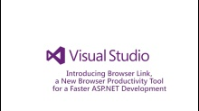 ​Introducing Browser Link, a New Browser Productivity Tool for a Faster ASP.NET Development Cycle