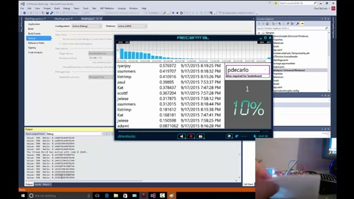 Behind the Scenes of the Windows 10 IoT Core Breathalyzer