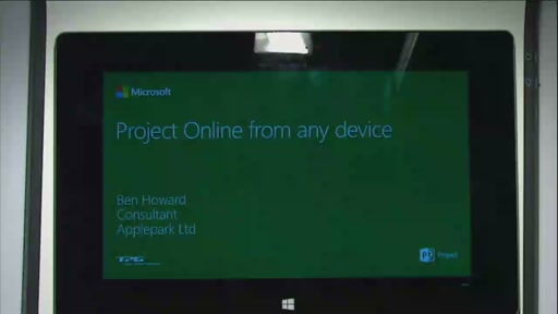 Come to see Microsoft Project Online on nearly any device from iPad to Surface!