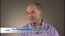 John Montgomery:  Building HTML and JavaScript Windows 8 Apps with Visual Studio 2012