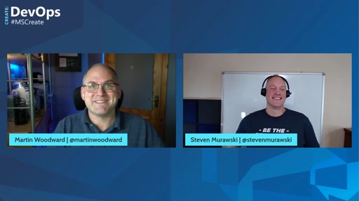 Keynote: Breaking down the walls between developers and operations with Martin Woodward and Steven Murawski