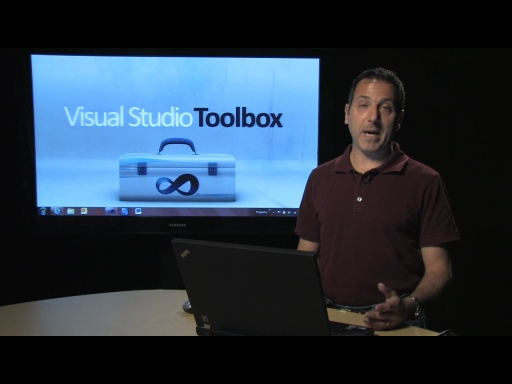Visual Studio Toolbox: Productivity Power Tools Part 1