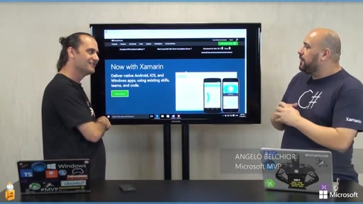 Criando um projeto com Xamarin.Forms - TechRewards