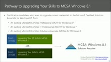 Upgrading Your Skills to Windows 8.1: (01) Windows 8.1 in the Enterprise