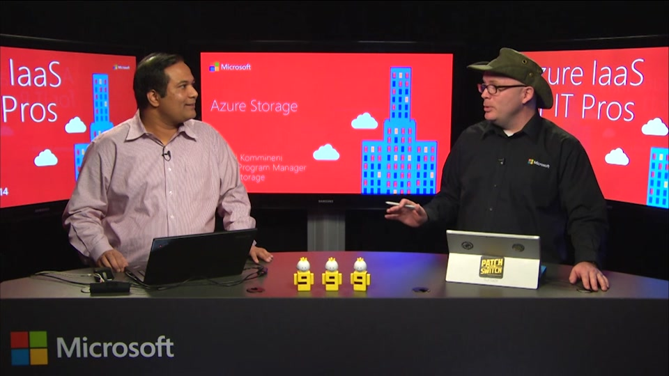 Deep Dive into Azure Storage Blobs, Disks, Files, Tables and Queues