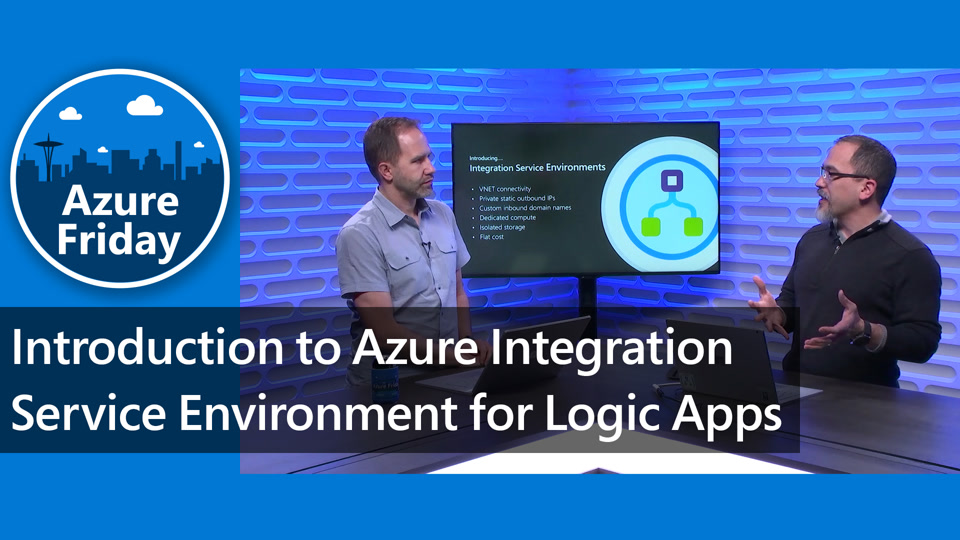 Introduction to Azure Integration Service Environment for Logic Apps