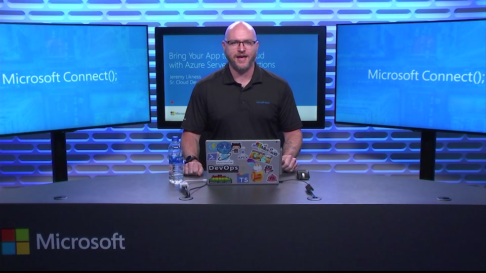 Azure: Bring your app to the cloud with serverless Azure Functions