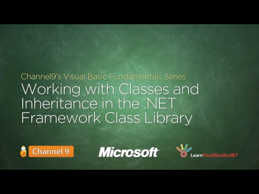Working with Classes and Inheritances in the .NET Framework Class Library - 16