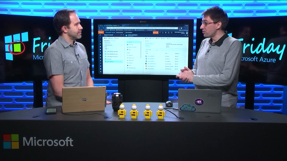 Easy Push Notifications with Azure App Service