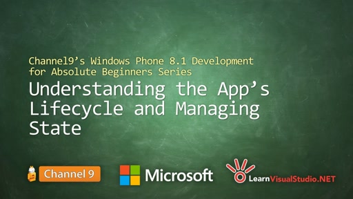 Part 12 - Understanding the App's Lifecycle and Managing State