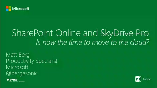 SharePoint Online and OneDrive for Business: Is now the time to move to the cloud?