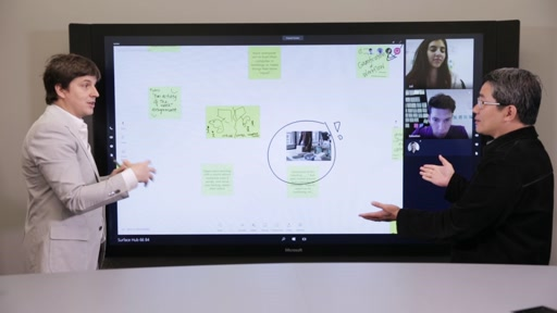 Transforming Collaboration and Ideation with MURAL on Microsoft Surface Hub, Windows 10 and Microsoft Azure