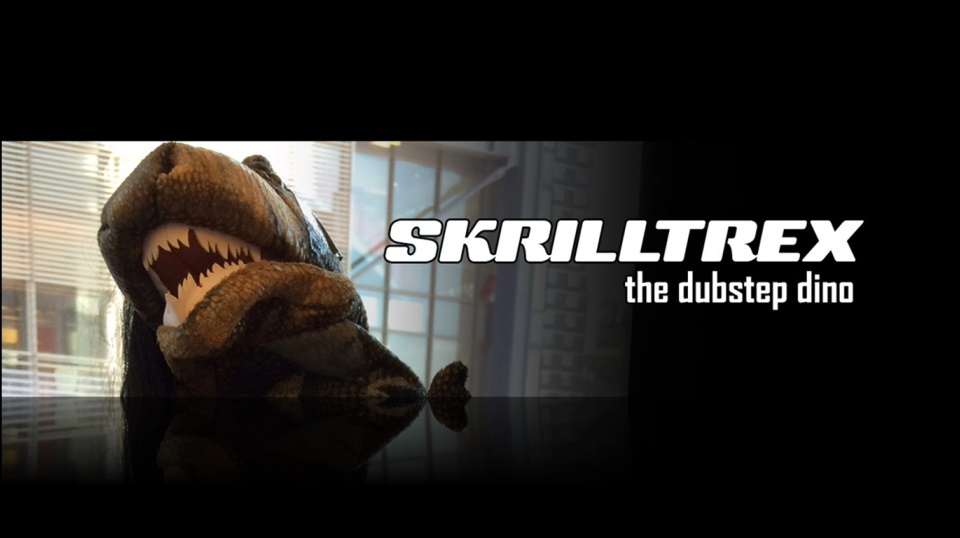 "Making the Internet of Things - ""SkrillTrex"" -The Dubstep Dino"