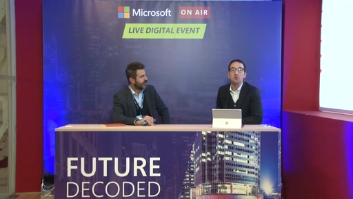 #FutureDecoded - Canale Business - Uno sguardo sul futuro: Interfacce Naturali e inclusive design