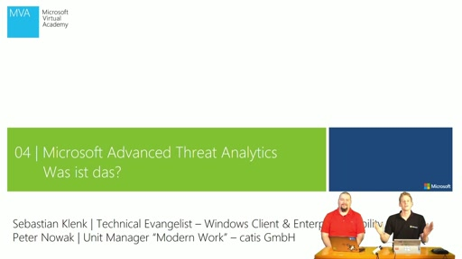 04 | Microsoft Advanced Threat Analytics – Was ist das?