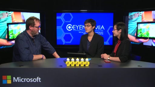 ICTV028: Eyenaemia Meets Bill Gates