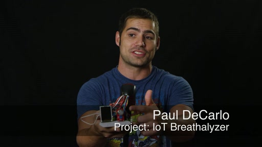 Project: IoT Breathalyzer