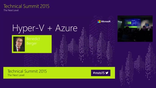 Hyper-V und Azure – better together