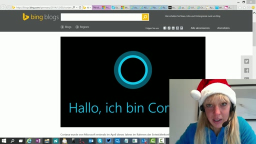 News Show #21: Cortana lernt deutsch, Azure RemoteApp GA, Skype & Lync, Azure Websites Migration Assistant, EMS Serie, IT Pro Events...