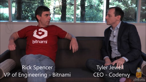Developer Couch Series: Codenvy on Developing in the Cloud