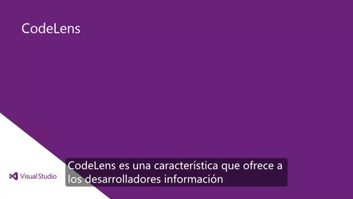 Visual Studio 2013 Ultimate: CodeLens