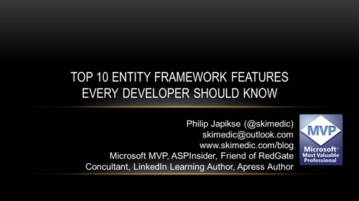 Top 10 Entity Framework Features Every Developer Should Know