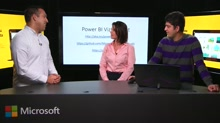Creating Custom Visualizations for Power BI with Sachin Patney and Nico Cristache