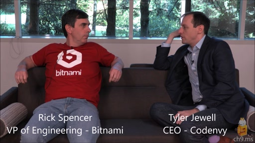 Developer Couch Series: Bitnami & Codenvy on Learning to Use Rails