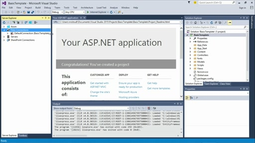 Customizing ASP.NET Authentication with Identity: (01) Overview of Identity