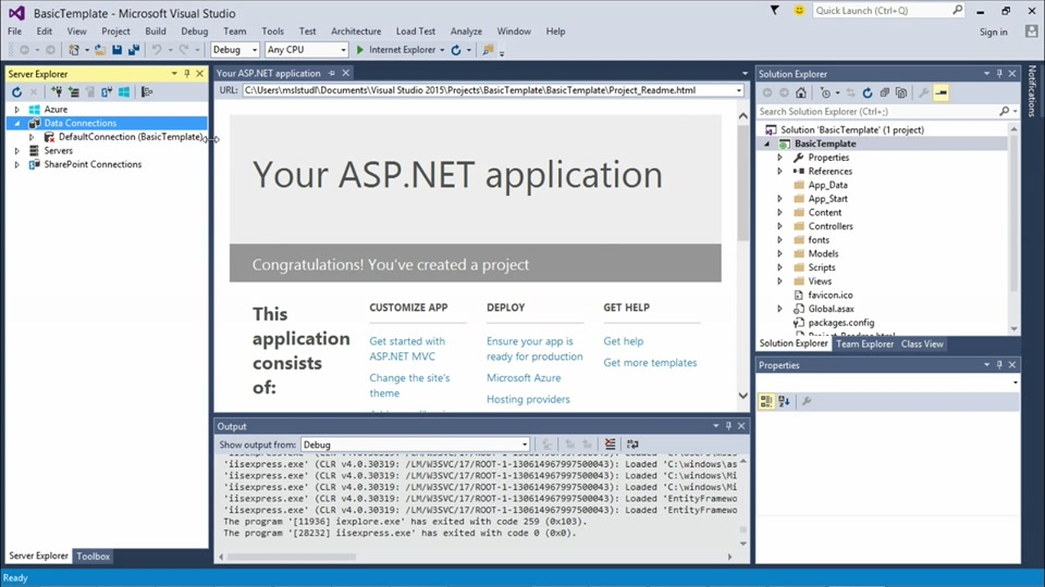 Customizing ASP NET Authentication with Identity: (01) Overview of Identity