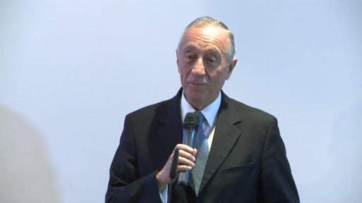 Awards Ceremony & Address by His Excellency the President of the Republic of Portugal, Marcelo Rebelo de Sousa