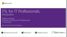 (Module 1) ITIL for IT Professionals - Introduction to the ITIL Framework