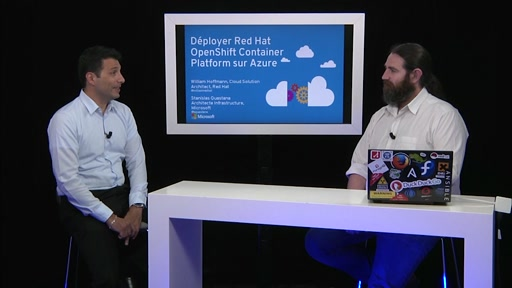 Déployer Red Hat OpenShift Container Platform sur Azure