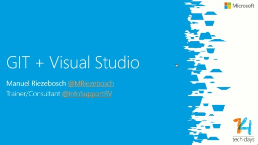 Git + Visual Studio