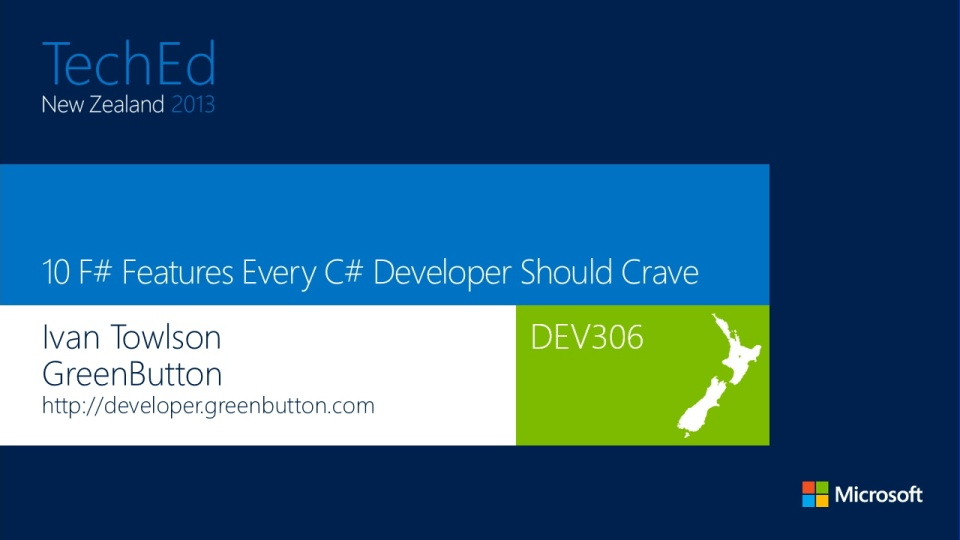 10 F# Features Every C# Developer Should Crave