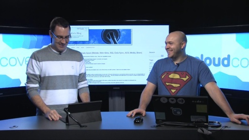 Episode 98 - Mobile Services, ASP.NET Facebook Template, and Github Publishing Demos