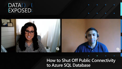 How to Shut Off Public Connectivity to Azure SQL Database