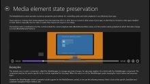 Preserving your app's state