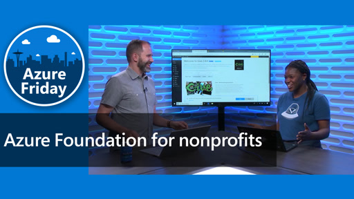 Azure Foundation for nonprofits
